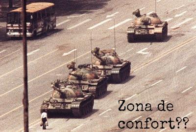 Zona de confort, no eres tan Puta como yo!