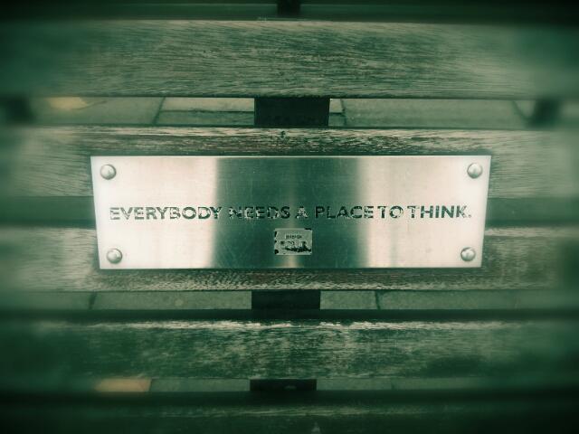 Párate a pensar